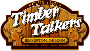 – Timber Talkers in Beaverton –